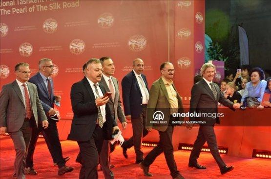 В Ташкенте награждены победители XIII Международного кинофестиваля