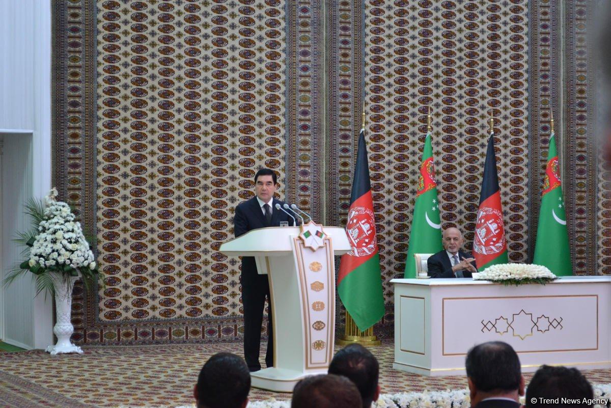 Первая очередь ж/д Туркменистан-Афганистан-Таджикистан введена встрой