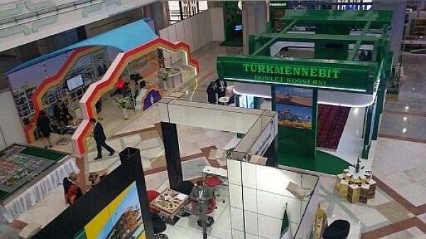 Международный форум «Нефть игаз Туркменистана-2016» открывается вАшхабаде