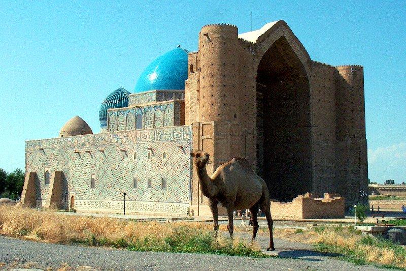 Старейший город Казахстана выбран культурной столицей Тюркского мира