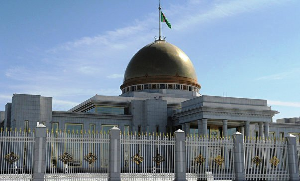 Руководитель Туркмении выдвинут кандидатом впрезиденты напредстоящих выборах