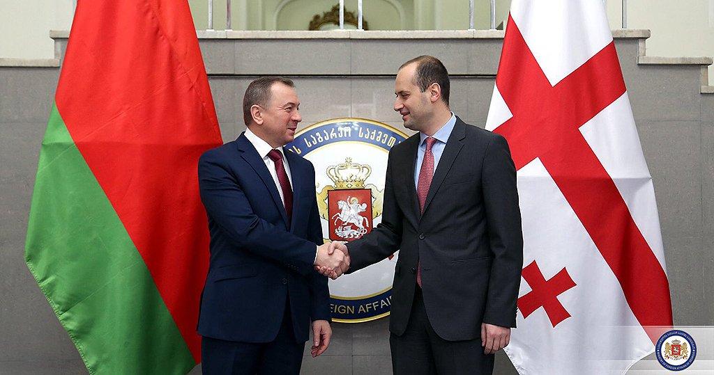 Макей посетит срабочим визитом Грузию
