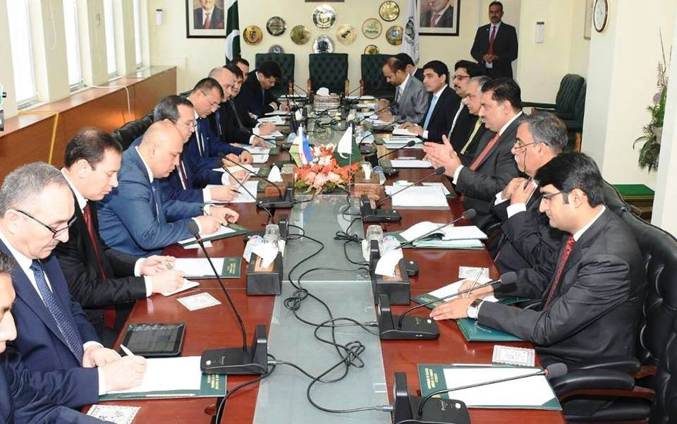 Частные секторы Узбекистана иПакистана создадут общий деловой совет