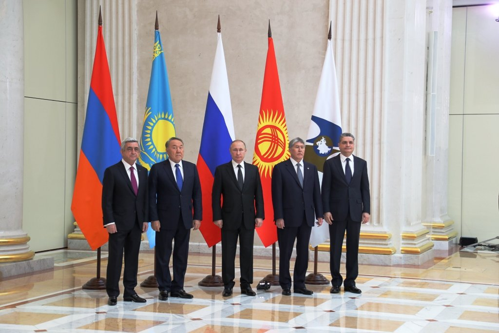 ВЕврАзЭС одобрили переговоры поЗСТ сИраном, Египтом, Индией, Сингапуром