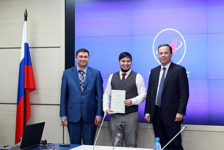 Ученый изКиргизии стал победителем конкурса «Роскосмоса»