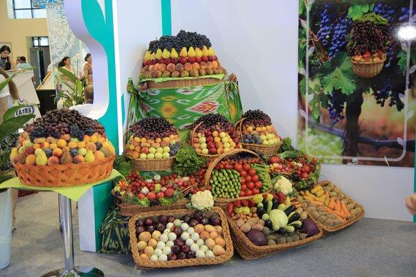 Узбекистан экспортировал неменее 800 тыс. тонн овощей ифруктов