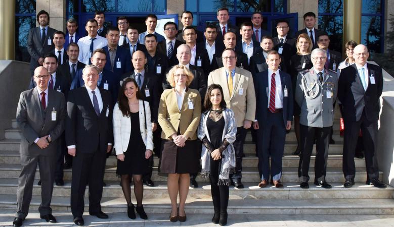 Европа иСША поделились сУзбекистаном опытом вкибербезопасности