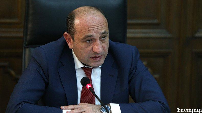Министр обещает сохранение теперешних темпов роста армянской экономики
