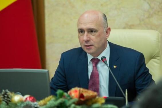 Гройсман предложил премьеру Молдавии весной провести совещание межправительственной комиссии