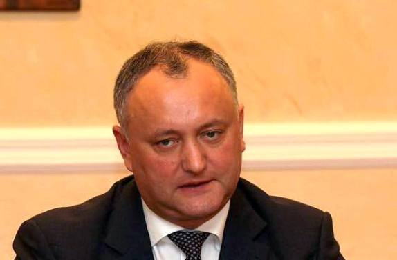 Додон намерен добиться отНАТО признания Молдавии независимым государством