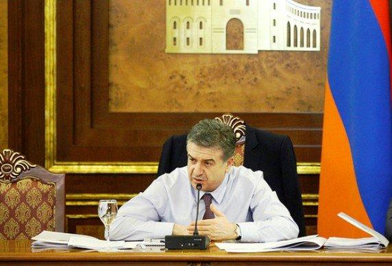 Караян: Армения может привлечь из РФ неменее $300 млн. вложений денег