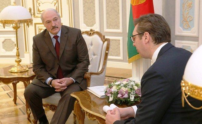 Сербия рассчитывает на ощутимое наращивание товарооборота с республикой Беларусь