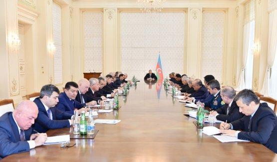 Ильхам Алиев рассказал, каких успехов достиг Азербайджан