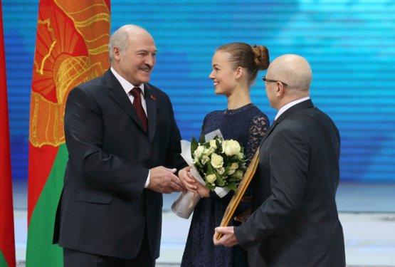 Александр Лукашенко: «Белорусов пытаются представить людьми без роду и племени»