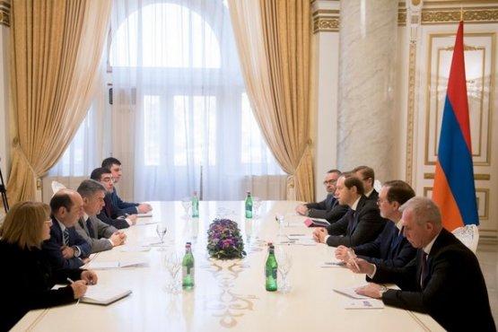 Регионы Армении и РФ намерены расширить сотрудничество