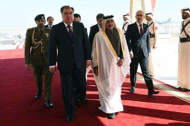 Воздушное сообщение итуризм: очем договорились Таджикистан иКатар