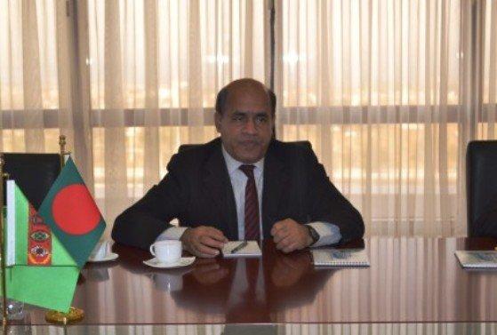 ВМИД Туркменистана прошла встреча спослом Бангладеш