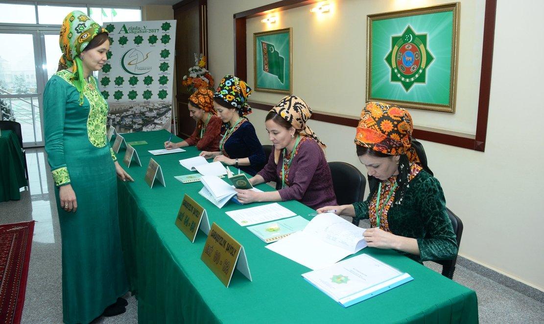 Навыборах президента Туркмении заБердымухамедова проголосовали 97,69% избирателей
