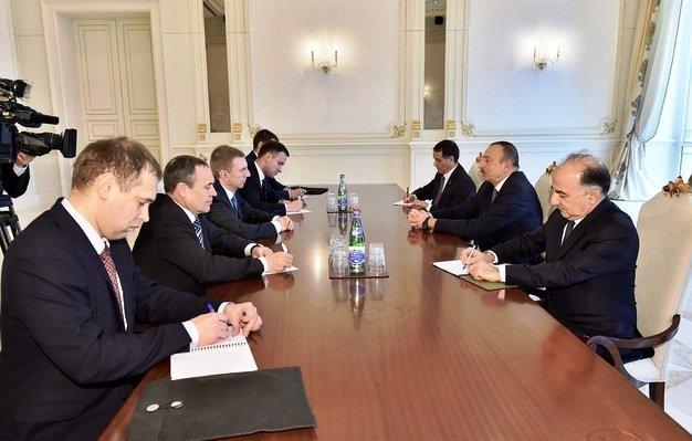 Эльмар Мамедъяров: Азербайджан углубляет отношения с EC