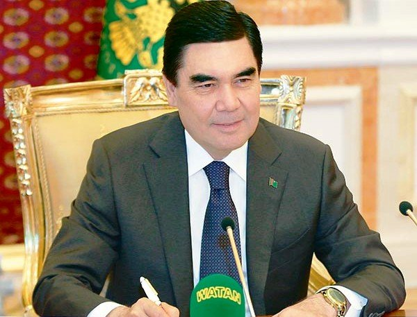 Поддержку моей кандидатуры на выборах воспринимаю как результат своей деятельности на посту президента Туркменистана, - Бердымухамедов