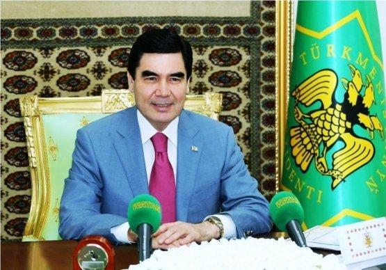 Лидер Туркменистана обратился кучастникам выставки экспортных товаров Турции