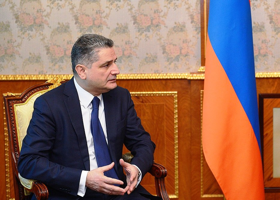 Армения иЕС подпишут договор оЗСТ совсем скоро — Тигран Саркисян