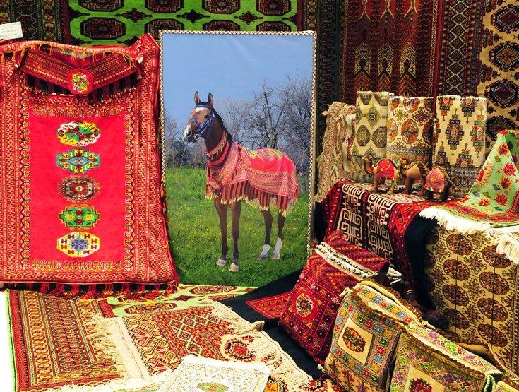 Туркменские производители показали Катару свои потенциал иконкурентоспособные товары