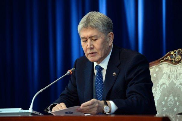 Атамбаев не желает быть премьером либо спикером