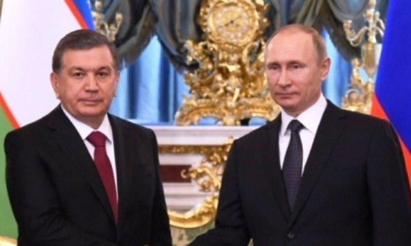 Узбекистан иРФ подписали документа на $15,8 млрд
