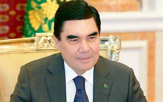 Президент Туркменистана читает «Каспийские новости»