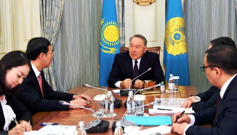 Нурсултан Назарбаев поедет нафорум вПекин