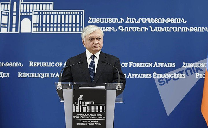 Руководителя МИД Армении, Азербайджана и РФ 28апреля встретятся в российской столице