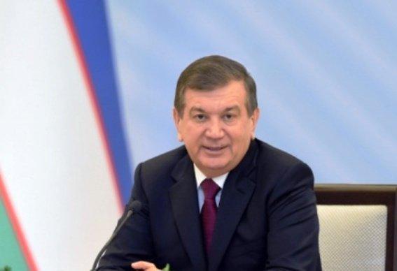 Руководитель Узбекистана провел встречу скитайскими предпринимателями