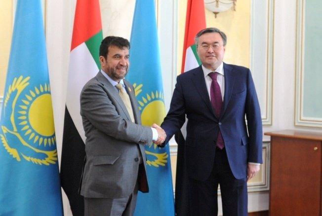 ОАЭ вводят безвизовый режим для жителей Казахстана