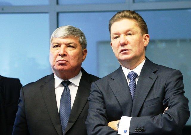 россия покупает у узбекистана газ 2017 примерные детские дозы