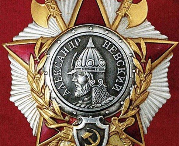 Путин наградил руководителя Туркменистана орденом Александра Невского