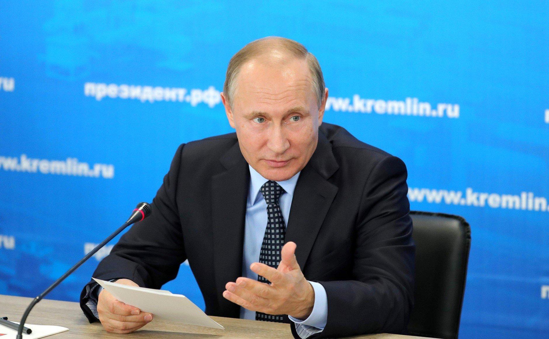 Путин обсудил спрезидентом Туркменистана вопросы взаимодействия ибезопасности
