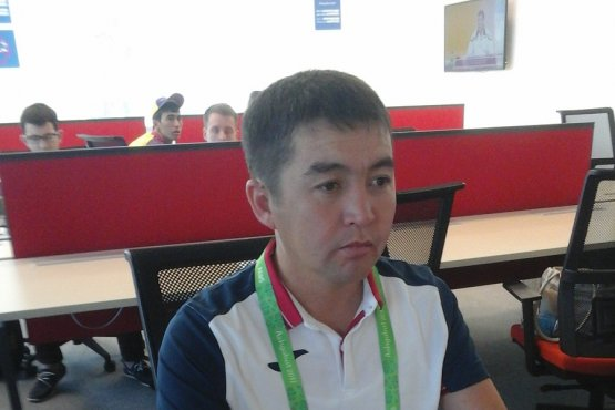 Вобщем медальном зачете Азиады-2017 Казахстан на5-м месте