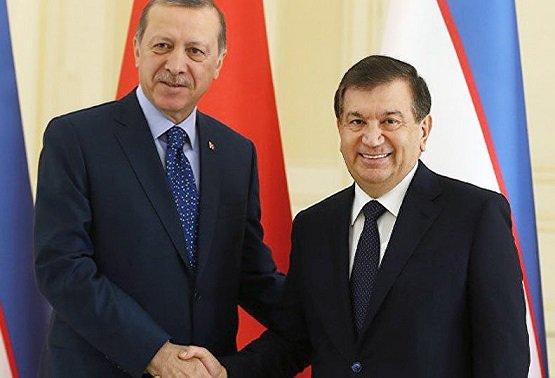 Шавкат Мирзиёев 25-26октября посетит Турцию