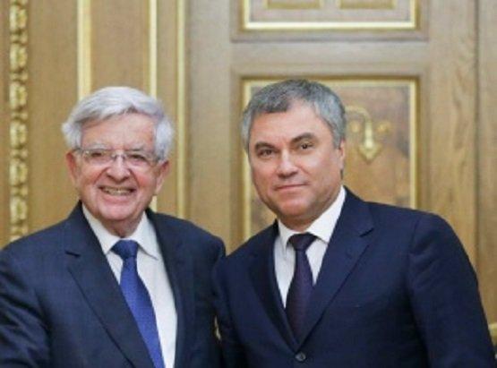Французский посол привёз Путину письмо  Макрона поповоду Украины