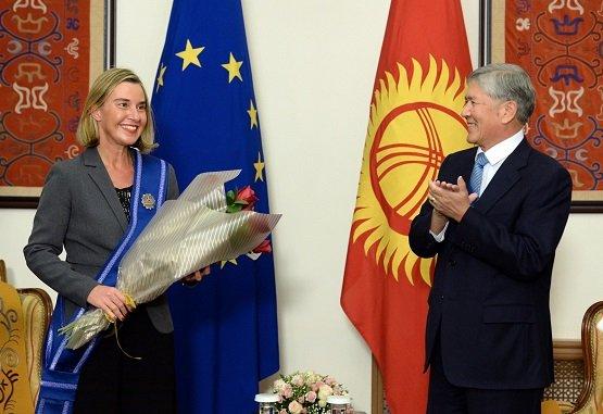 ЕСнаправит $1,2 млрд. наустойчивое развитие стран Центральной Азии
