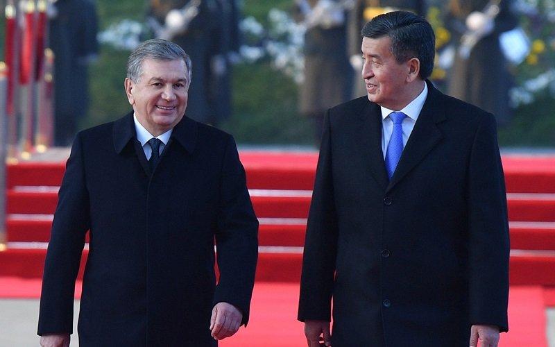 Президент Узбекистана: Придёт время— иникаких границ сКыргызстаном небудет