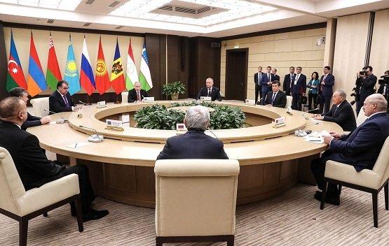 Неформальная встреча глав стран СНГ пройдёт вМоскве