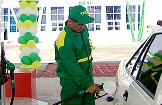 ВТуркмении вполтора раза подорожал бензин