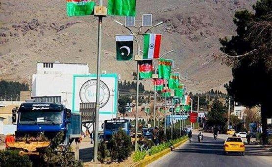 Началось строительство афганской части газопровода изТуркменистана